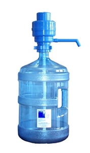 Hand Operated Bottle Pump